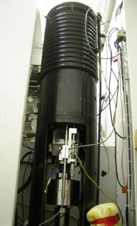 The high-pressure vessel